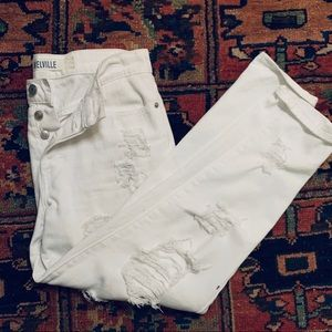 White Brandy Melville Jeans